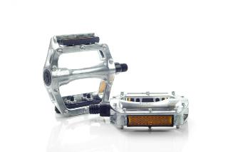 Pedál alu BMX Platform ezüst